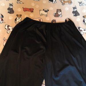 Very rare vintage plus size pajama pants!